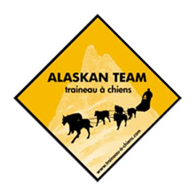Alaskan Team Mushing
